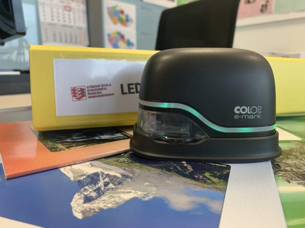COLOP e-mark pro školy